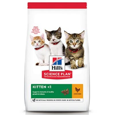 Hills SP Feline Kitten Chicken 300 g