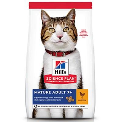 Hills SP Feline Mature Chicken 300 g