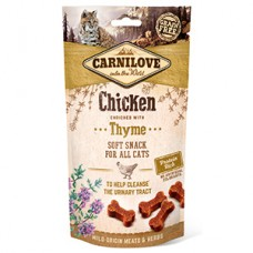 Carnilove Cat Semi Moist Snack Chicken with Thyme 50 g