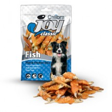 Calibra Joy Dog Classic Fish and Chicken Slice 80 g