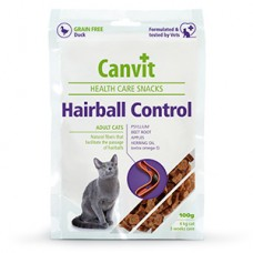 Canvit Health Care Snack Hairball 100g