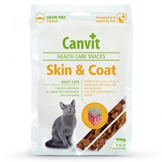 Canvit Health Care Snack Skin and Coat 100g