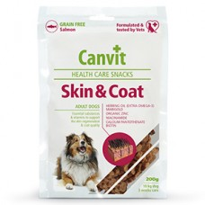 Canvit Health Care Snack Skin and Coat 200g