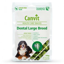 Canvit Health Care Snack Dental Large Breed 250g