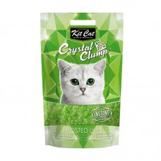 KIT CAT CRYSTAL CLUMP Frosted Lyme -4L