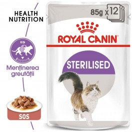 Royal Canin STERILISED CAT 85 g