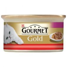 Gourmet Gold vita, pui 85 gr