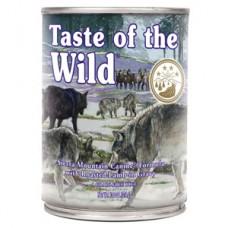 Taste of the Wild CV Sierra Mountain Canine 390 g