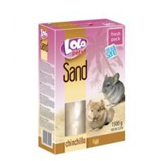 Nisip pentru chinchilla