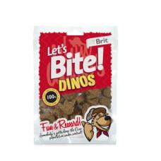Brit Lets Bite Dinos 150 g