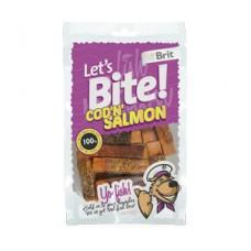 Brit Lets Bite Cod n Salmon 80 g