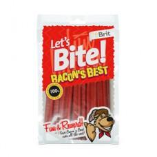 Brit Lets Bite Bacons Best 105 g