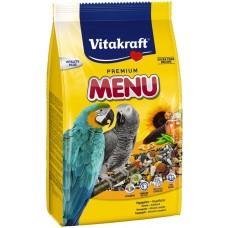 Vitakraft meniu papagali 1 kg