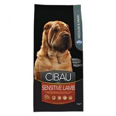 Cibau Sensitive Lamb Medium/Maxi 12 kg