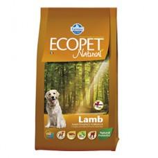 Ecopet Natural Lamb Mini 2.5 kg