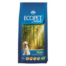 Ecopet Natural Fish 12 kg
