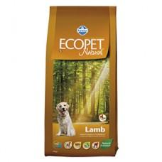 Ecopet Natural Lamb Maxi 12 kg