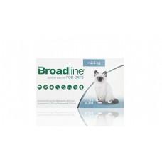 BROADLINE S pentru pisici <2.5 kg