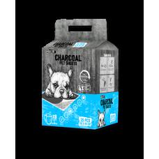 Charcoal Pet Sheets- L (60 x 90 cm)- 25 BUC