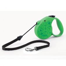 Flexi Lesa New Comfort Cord M 5 m verde