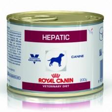 Royal canin Hepatic Dog Conserva 200g