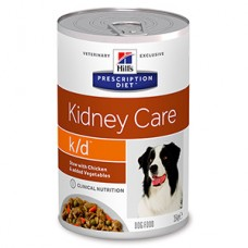 Hills PD Canine K/D Chicken and Vegetable Stew 354 g