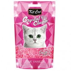 KIT CAT CRYSTAL CLUMP Pink Vanilla- 4L