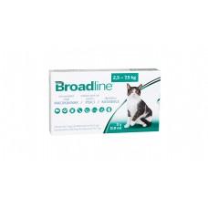 BROADLINE L pentru pisici  2.5-7.5 kg