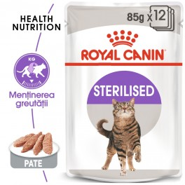 Royal Canin STERILISED LOAF 85 g