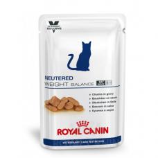 Royal canin Neutered Weight Bal Cat Pouch 100g