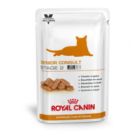 Royal canin Senior Consult Stg.2 Cat Pouch 100g