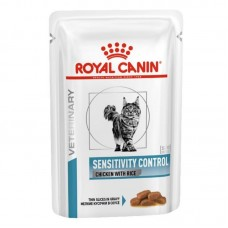 Royal canin Sensitive Control  Cat 100g