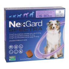 Nexgard SPECTRA L comprimate masticabile pt.câini  15-30kg