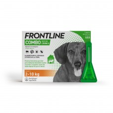 Frontline COMBO câini S
