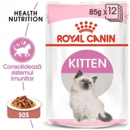 Royal Canin KITTEN INSTINCTIVE IN GRAVY 85 g