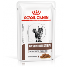 Royal canin Gastro Intestinal Moderat Calorie 85g